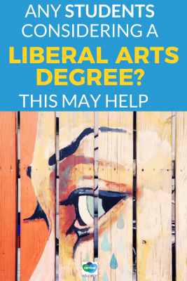 Show your students four ways they can turn a Liberal Arts Degree into a business.