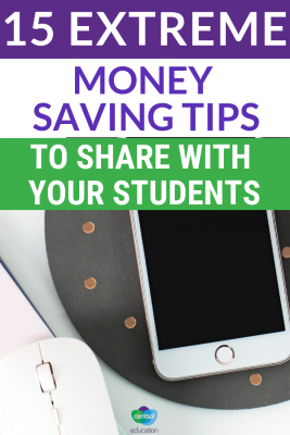 Your students can score huge savings if they use even a few of these 15 tips on money-saving hacks for teens.