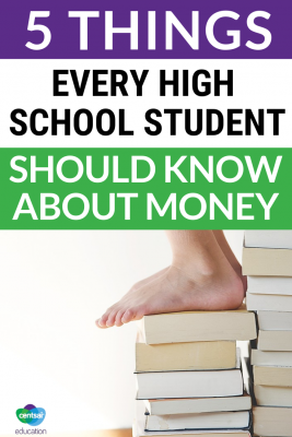 From reducing college costs to personal development, here are the top things teens need to know about money.
