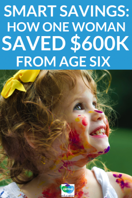 It's never too early to start saving. In fact, beginning as a child can earn you thousands of dollars by adulthood.