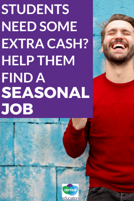 This article evaluates the pros and cons when looking for a seasonal job — for any student who is looking for some extra cash.