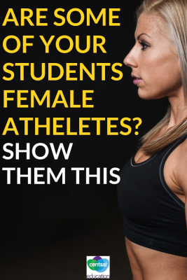Girls have an incredible opportunity to gain not only the benefits that come from playing sports, but incredible scholarship opportunities as well.