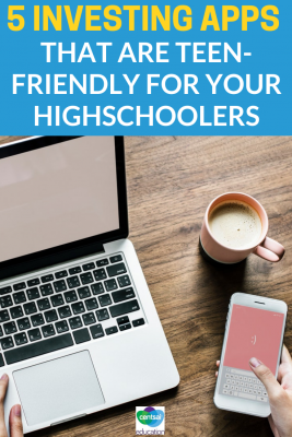 Want to teach your students about investing but don't know where to start? These beginner-friendly apps will lead the way!