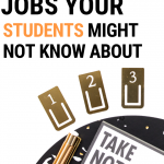 Your students will appreciate these tips on how to find on-campus jobs as they prepare to go to college.