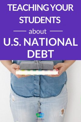 National Debt can be a tough topic, but this case study will help inform your students without boring them.