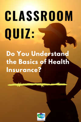Health insurance can be tough — find out what your students know. #healthinsurance #personafinance #Lifeinsurancefacts #lifeinsurance