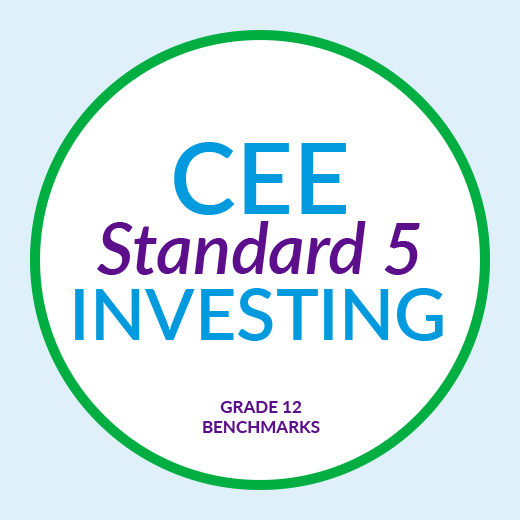 CEE Standard 5 : Investing