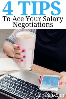 You're not alone – pretty much everybody dreads these conversations. Here are four key tips to help you ask for a salary negotitations (hopefully without needing to breathe into a paper bag).